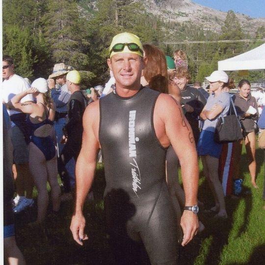 Jack Kautz - Bear Valley Triathlon